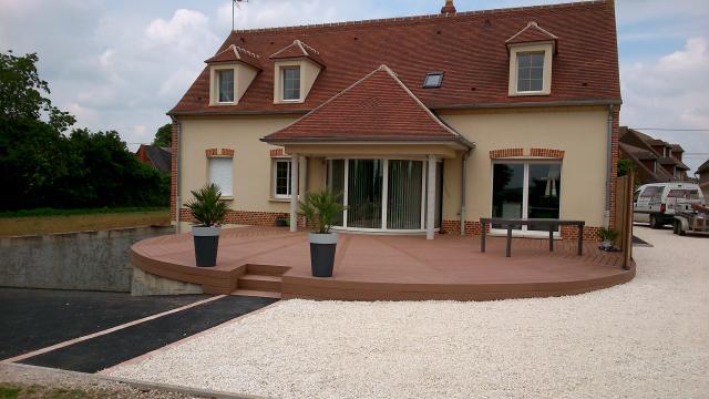 Terrasses Composite Picardie Passion Terrasse
