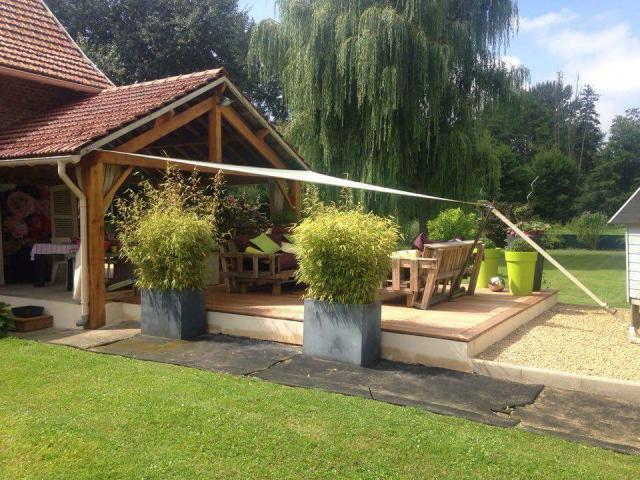 Terrasses bois, cumaru, robinier Picardie PASSION TERRASSE