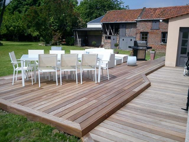 terrasses ipe picardie passion terrasse. Black Bedroom Furniture Sets. Home Design Ideas